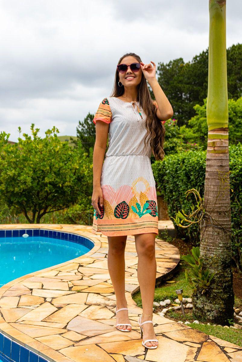 Vestido Bruna By Simmone Carvalho - SC703