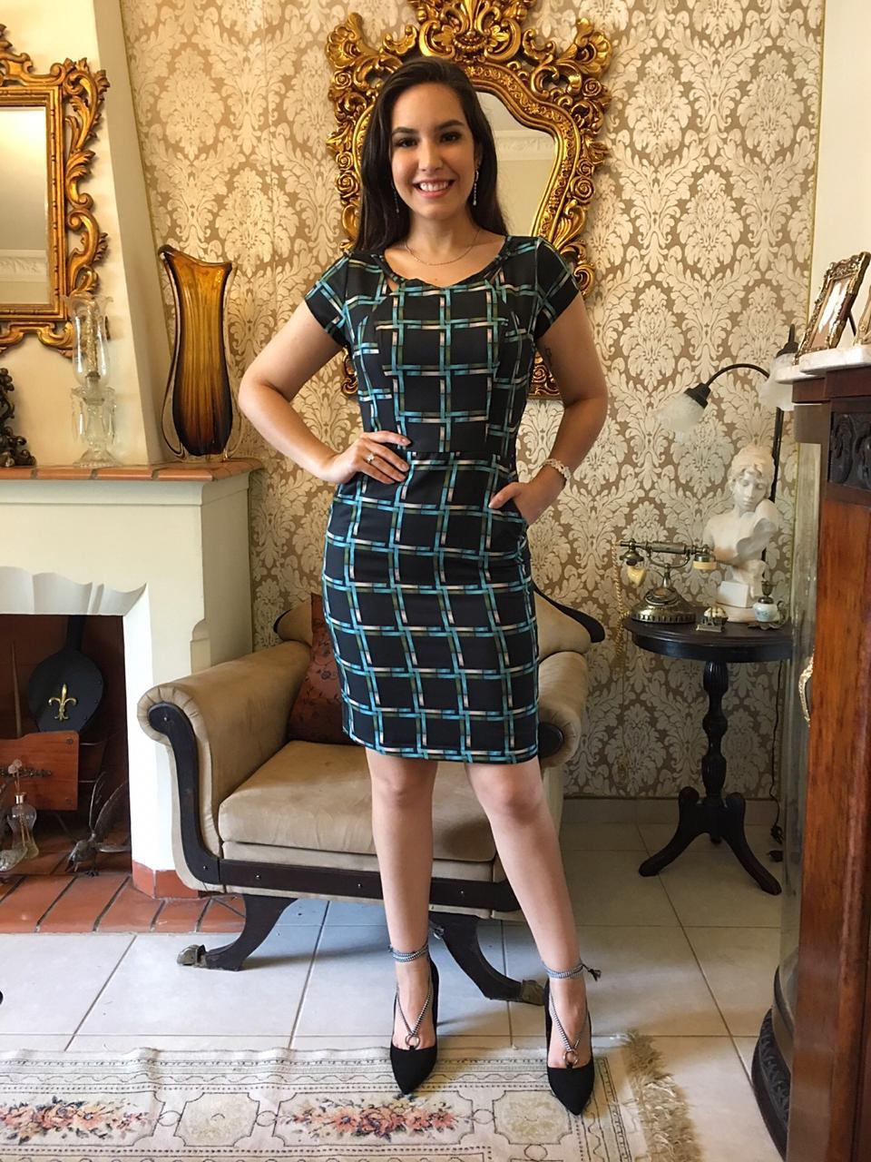 Vestido Camila By Simmone Carvalho - SC1305