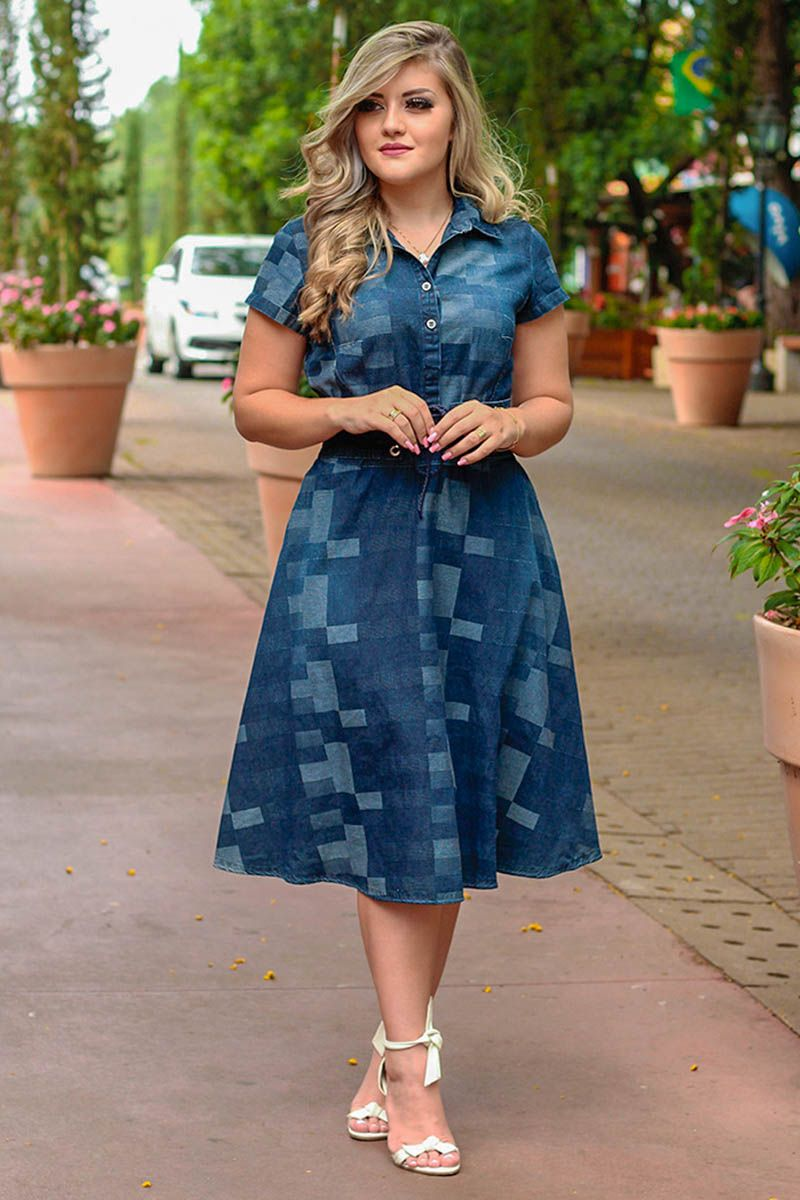 Vestido Cams Monia - 74106