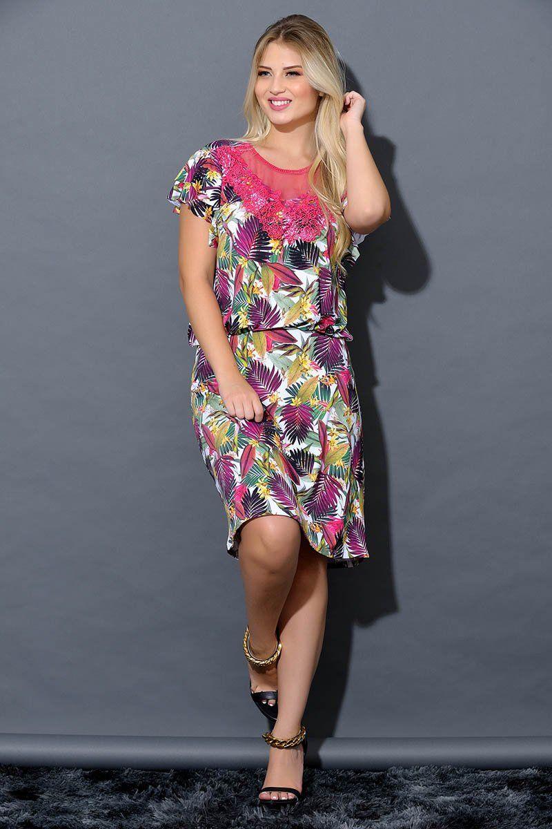 Vestido Carolina Simmone Carvalho - SC163