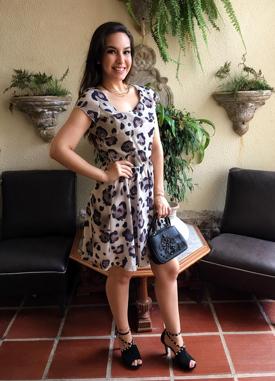 Vestido Charlote By Simmone Carvalho - SC1306