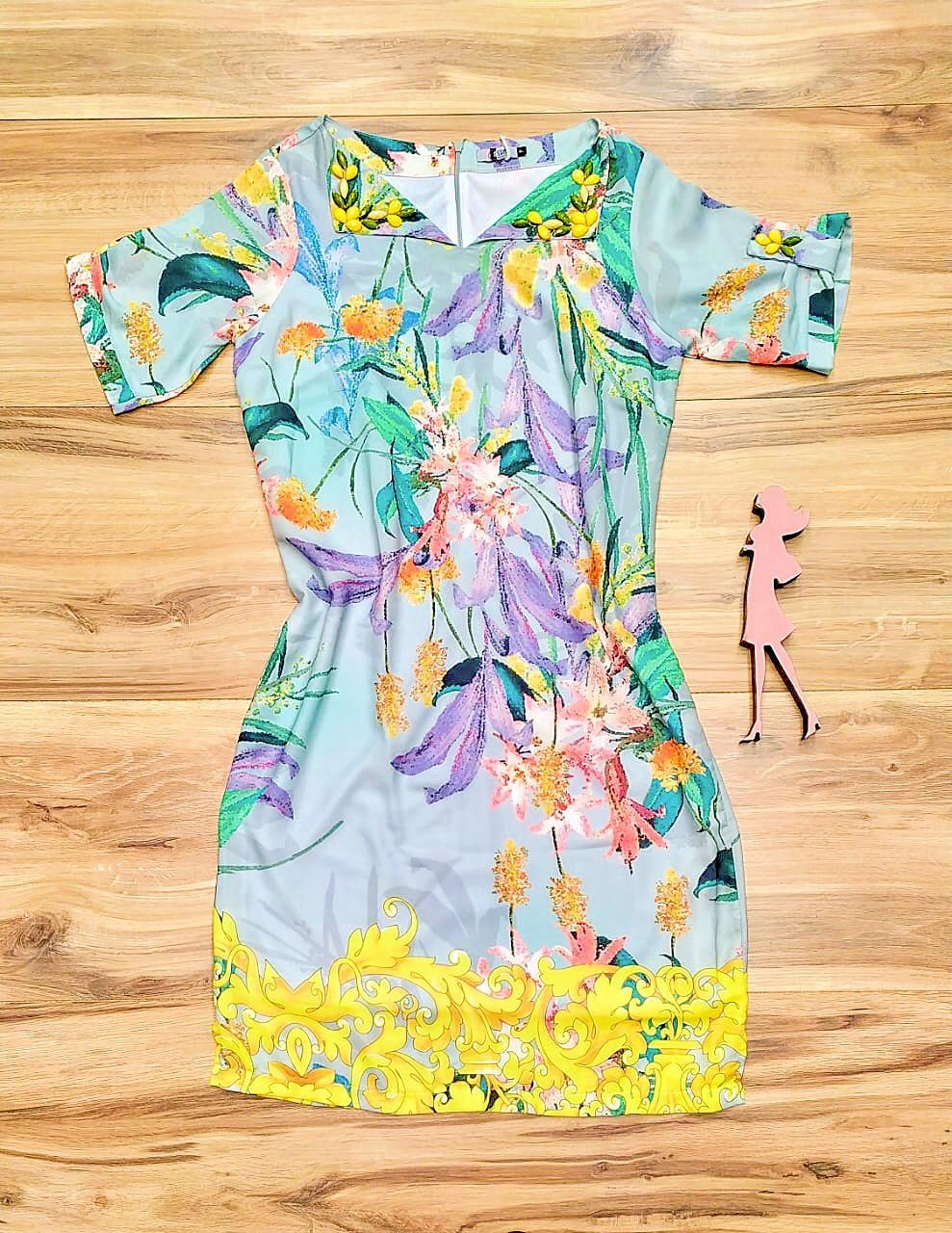 Vestido Chemise  CS1198