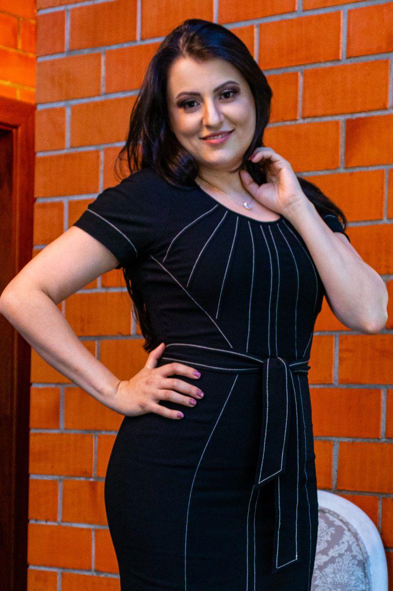 Vestido Clô By Simmone Carvalho - SC712