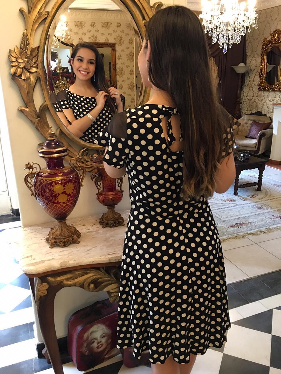 Vestido Cristina By Simmone Carvalho - SC1302