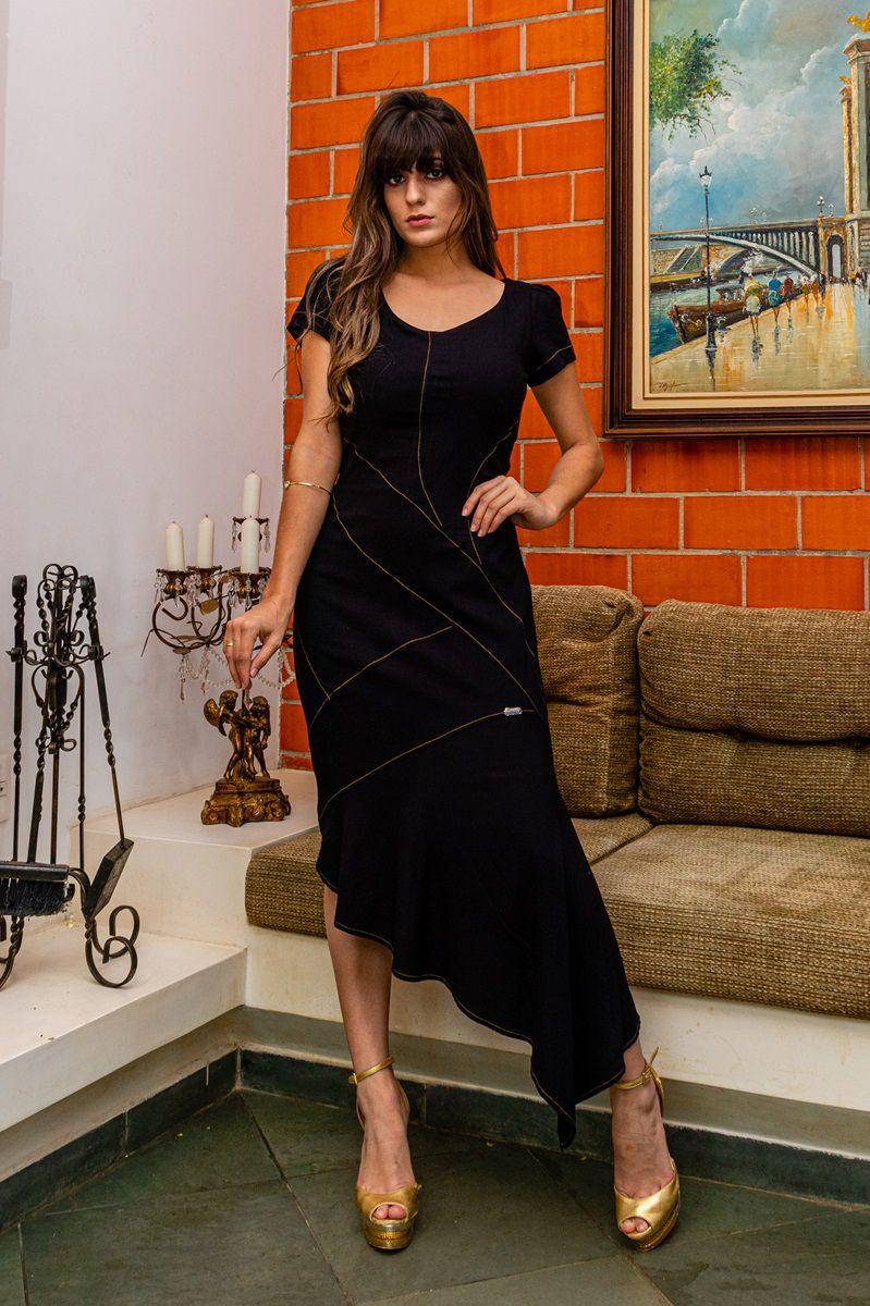 Vestido Dayana By Simmone Carvalho - SC713