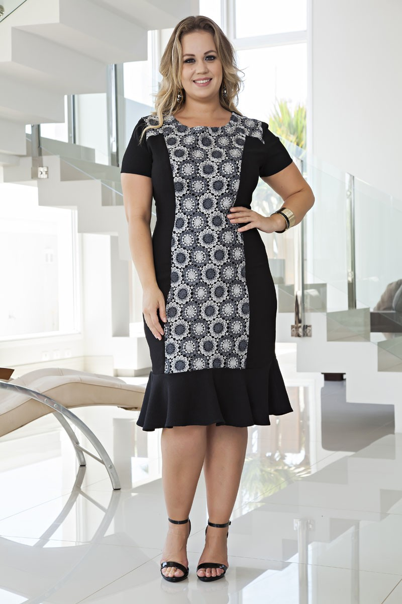 Vestido Diana Kauly - 2093