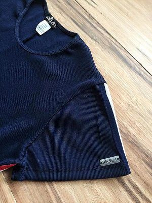 Vestido Duda  SB192 Azul
