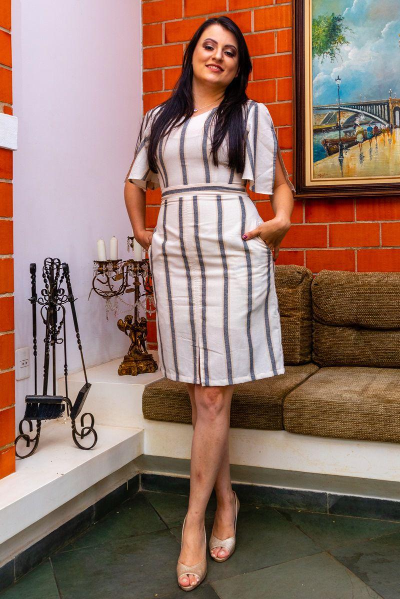Vestido Elysabet By Simmone Carvalho - SC737