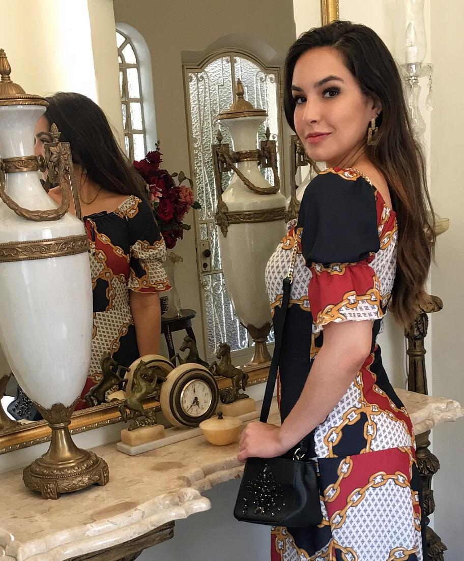 Vestido Estela By Simmone Carvalho - SC1308