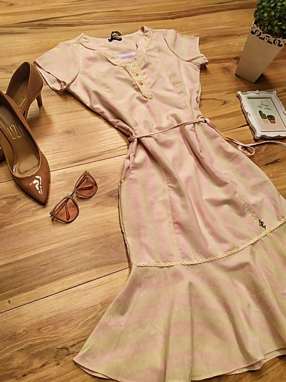 Vestido Helena By Simmone Carvalho - SC738