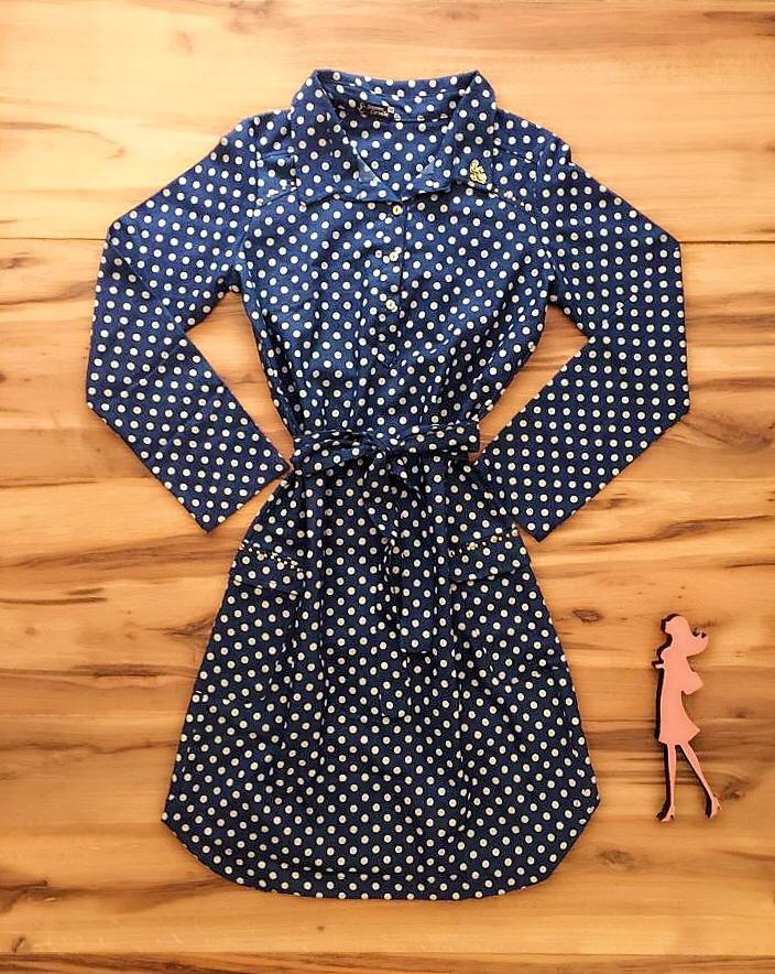 Vestido Jeans Mirela By Simmone Carvalho - SC1313