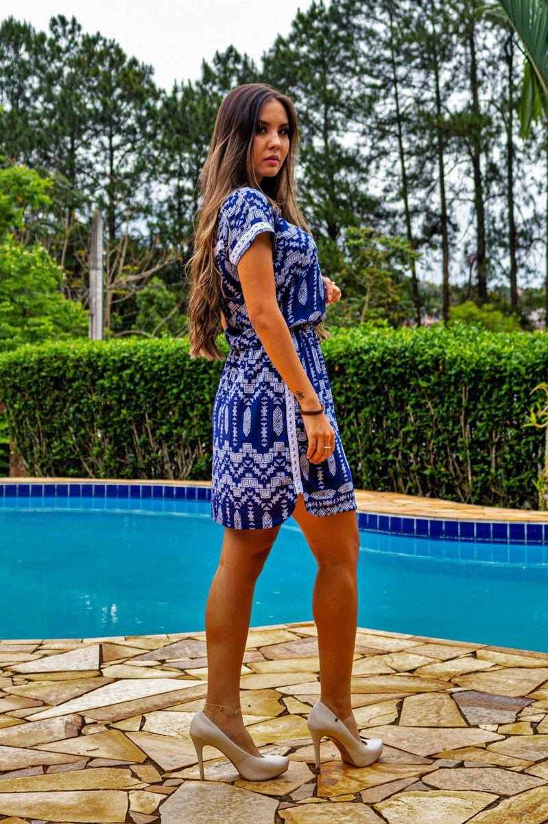 Vestido Jennyfer By Simmone Carvalho - SC714