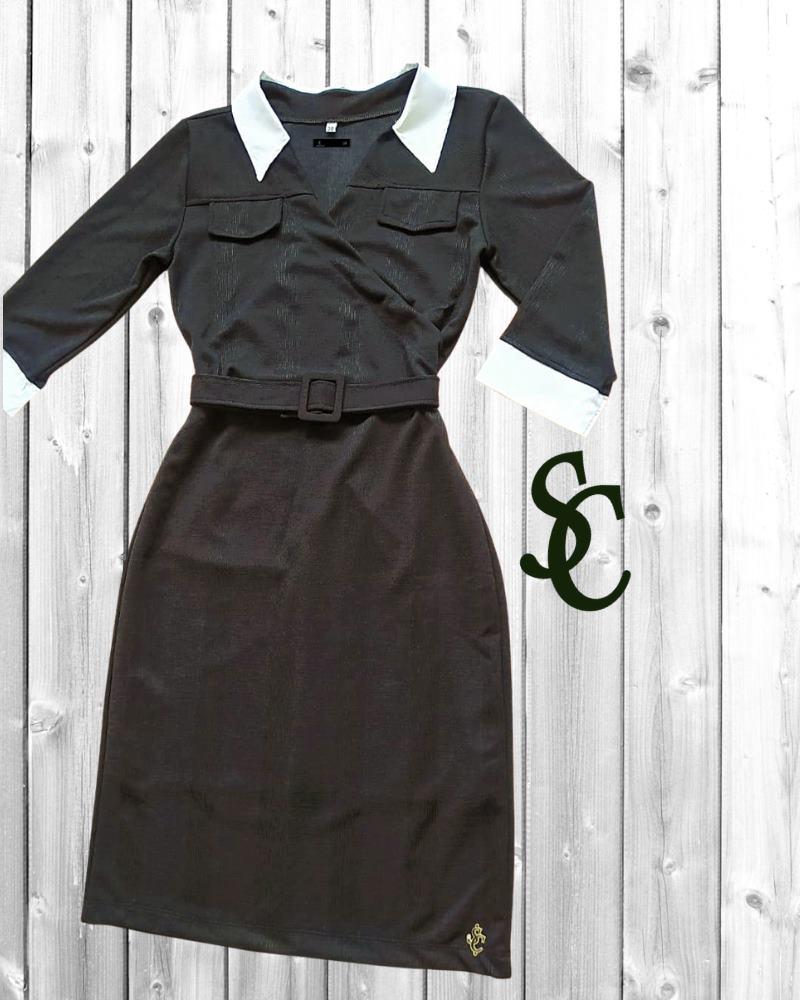 Vestido  Jennyfer Lopes By Simmone Carvalho - SC3311_preto