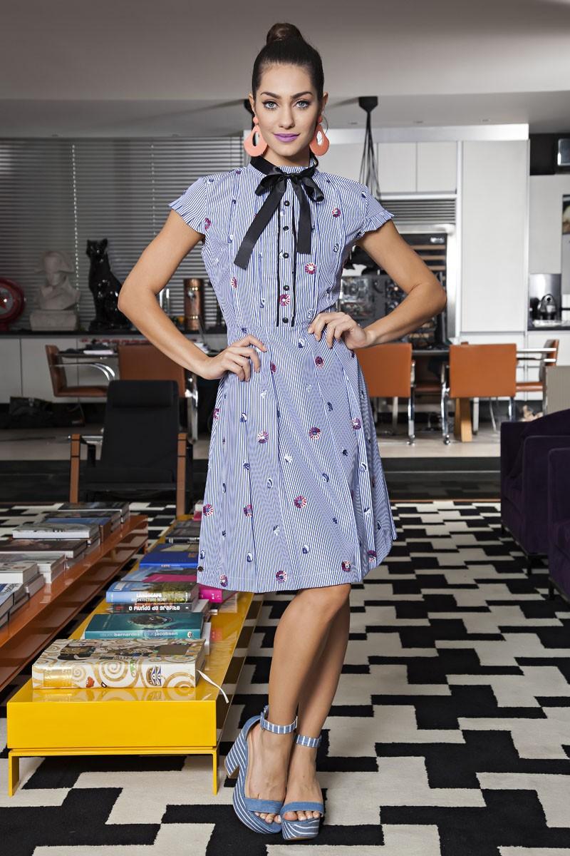 Vestido Jessica Luciana Pais - 2022LP