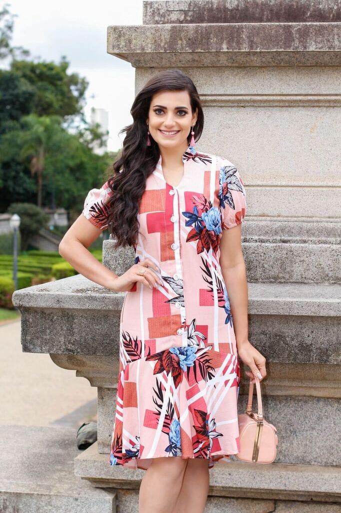 Vestido Joana Salmão SBL1809A