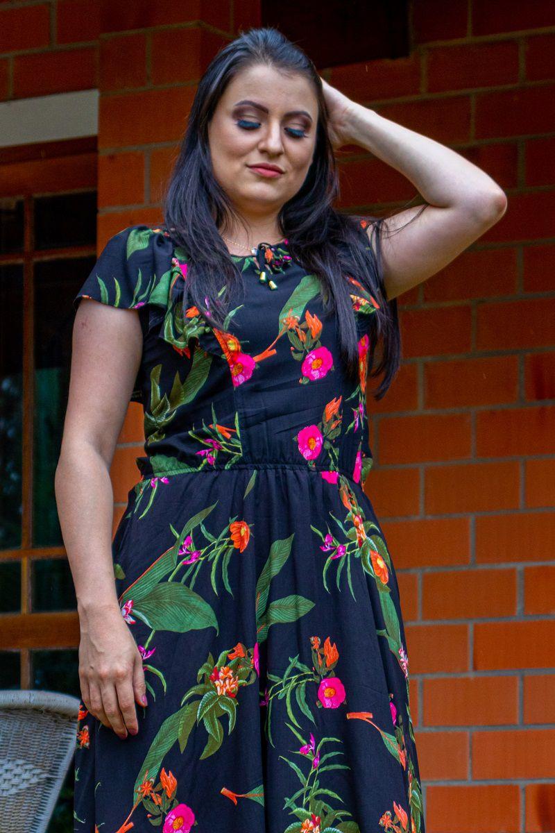 Vestido Jordana By Simmone Carvalho - SC715
