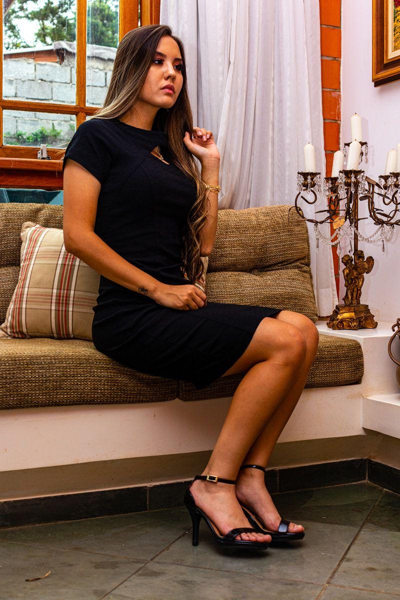 Vestido Karla By Simmone Carvalho - SC709