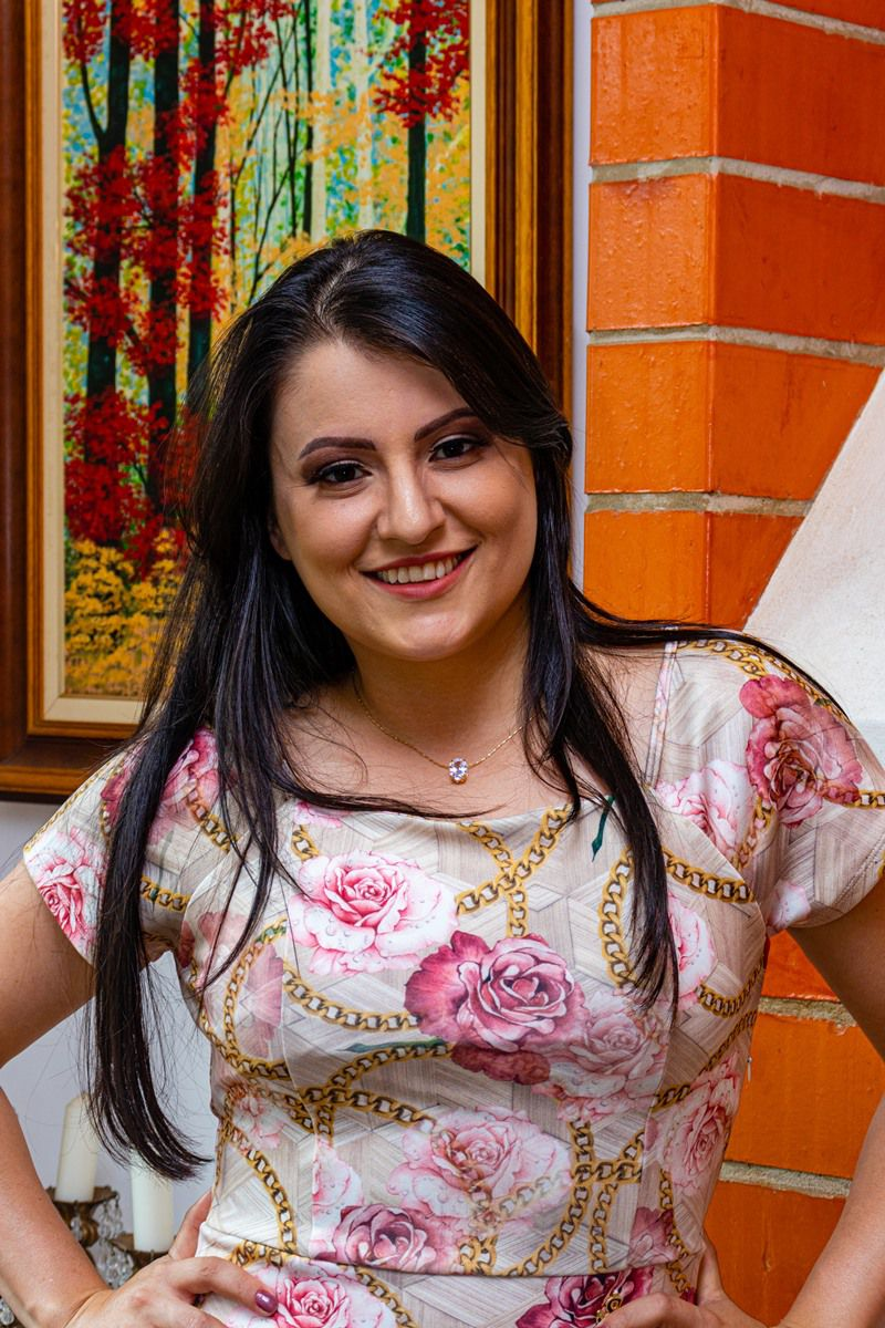 Vestido Keren By Simmone Carvalho - SC726