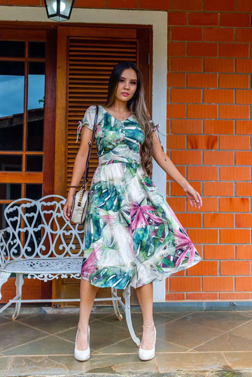Vestido Keyla By Simmone Carvalho - SC710