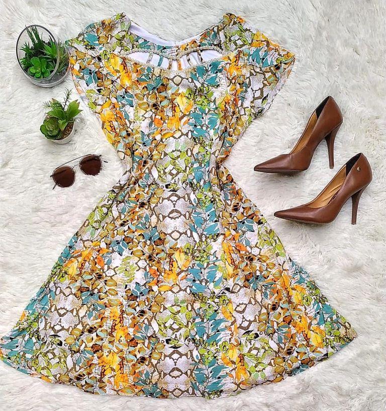 Vestido Laura By Simmone Carvalho - SC1300