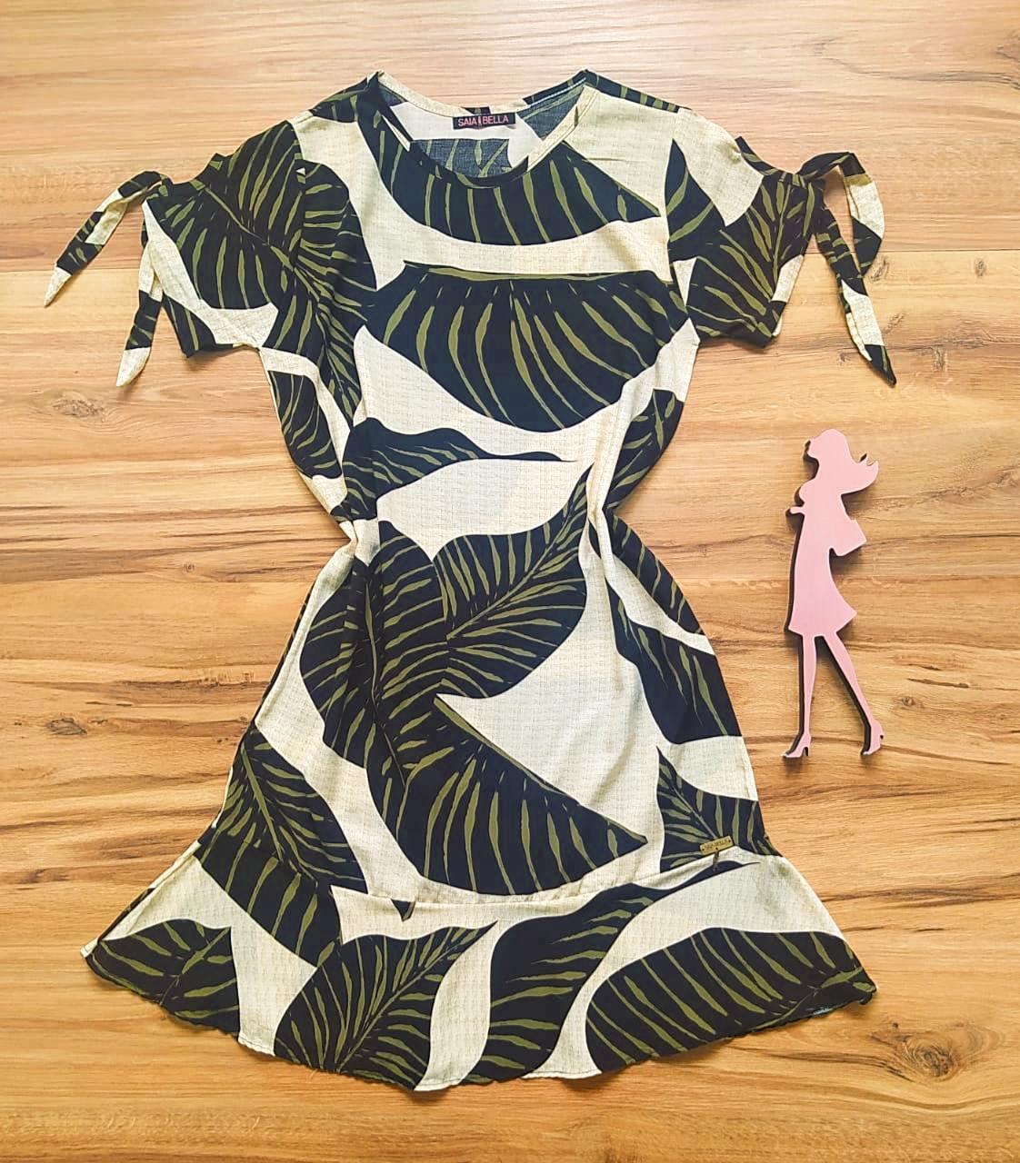 Vestido Lavínia Saia Bella SB301103 - E