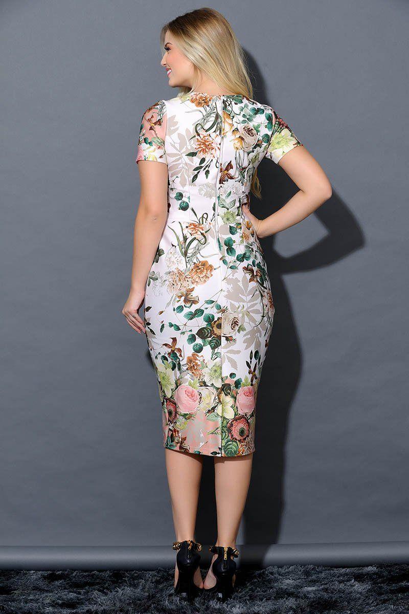 Vestido Linda Simmone Carvalho - SC171