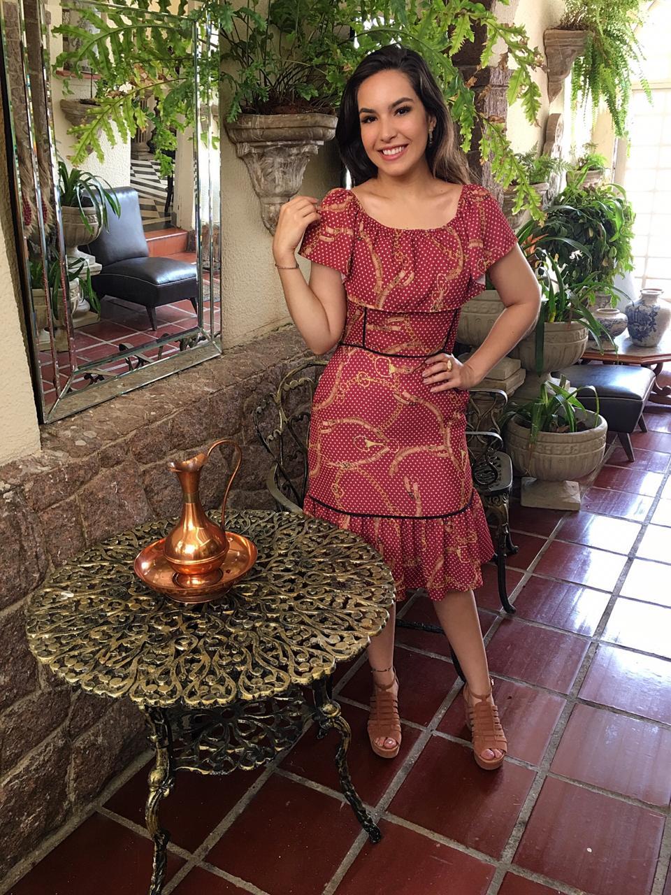 Vestido Lorena By Simmone Carvalho - SC1307