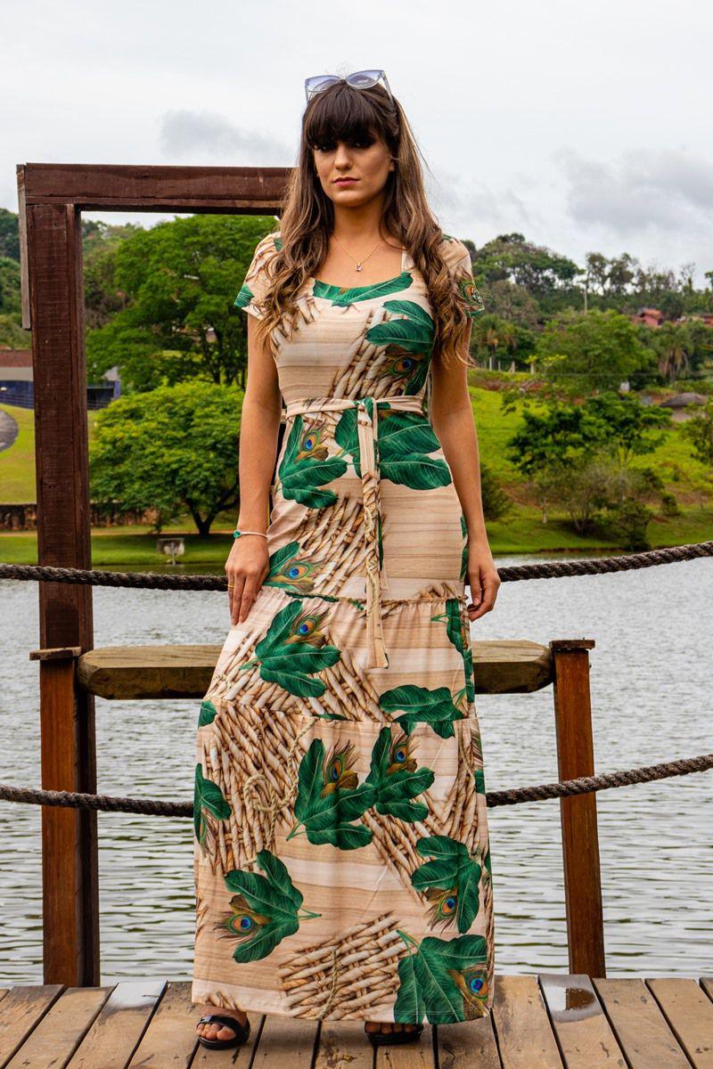Vestido Maitê By Simmone Carvalho - SC731