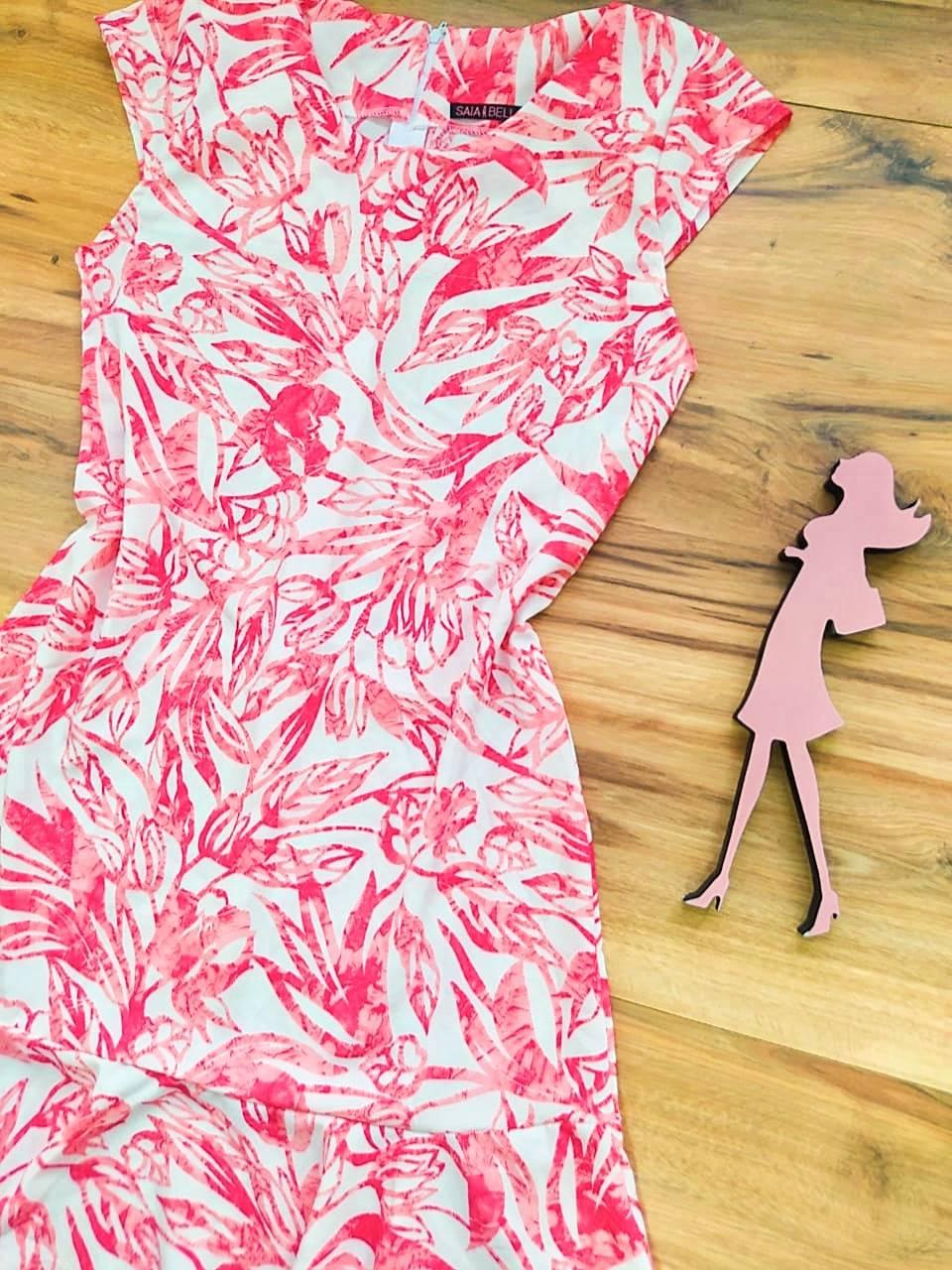 Vestido Margarida Saia Bella SB75122 - Y