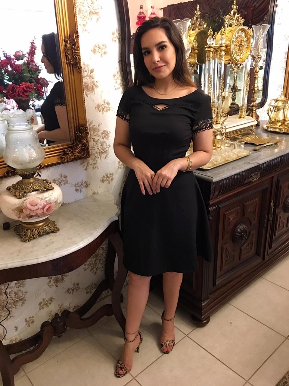 Vestido Margo By Simmone Carvalho - SC1311