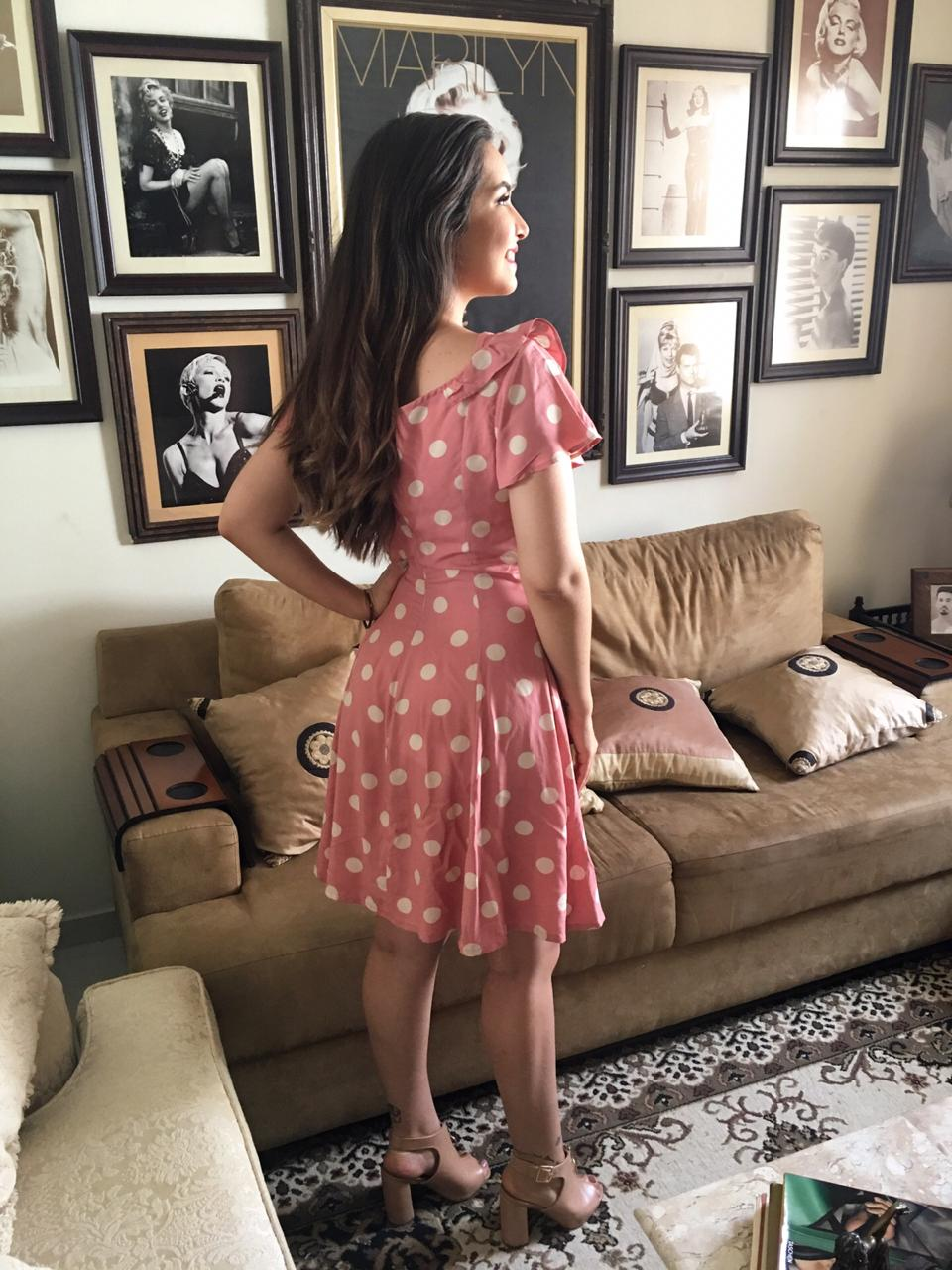 Vestido Maria Luiza By Simmone Carvalho - SC1310