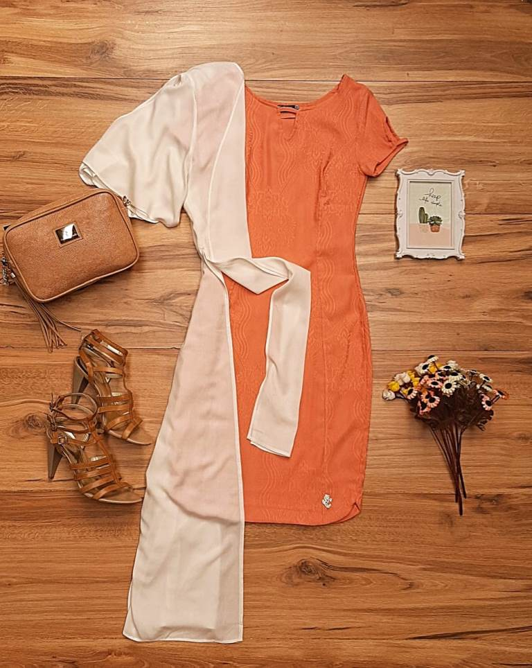 Vestido Marilia By Simmone Carvalho - SC723