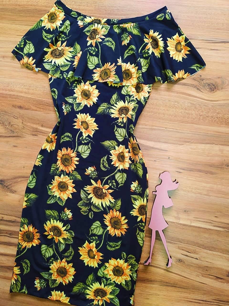 Vestido Milah Saia Bella SB8410050
