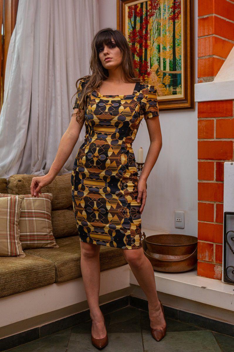 Vestido Milena By Simmone Carvalho - SC729
