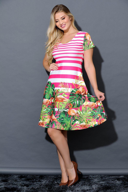 Vestido Mirella Simone Carvalho - SC180