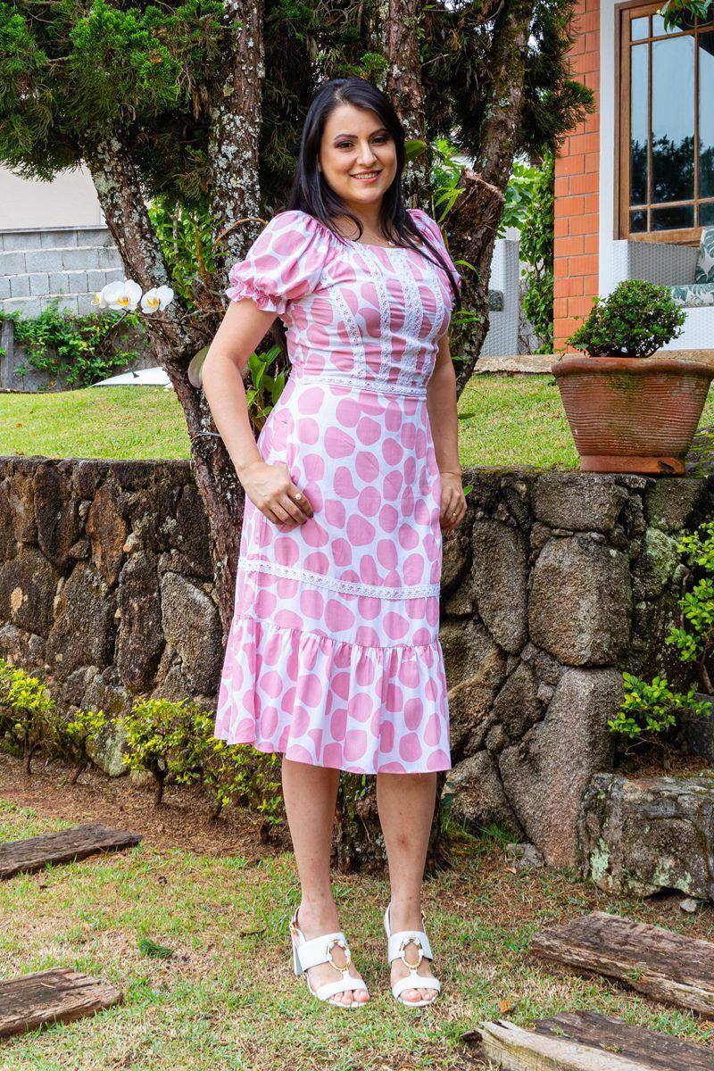 Vestido Nessa By Simmone Carvalho - SC724