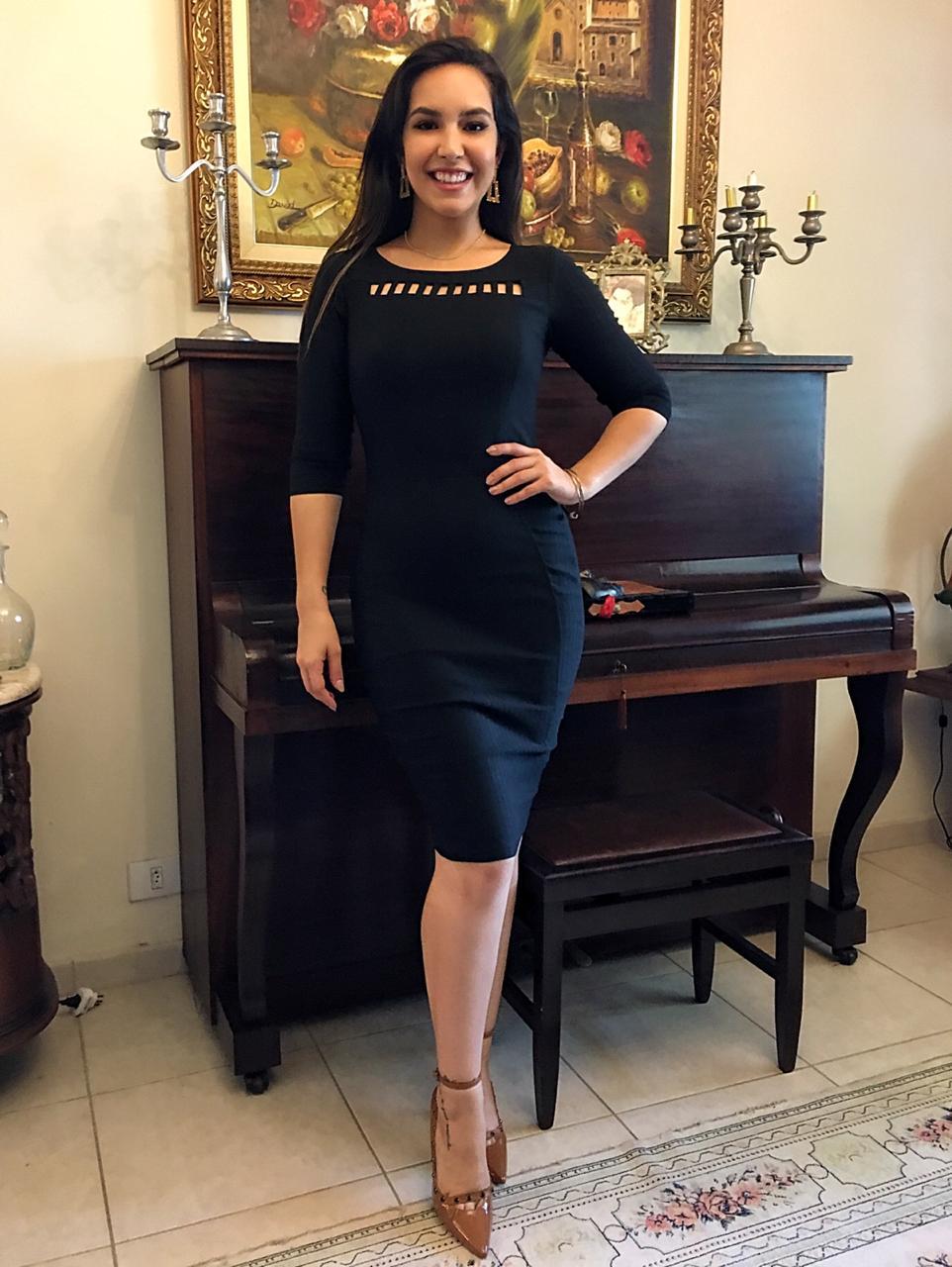 Vestido Rayssa By Simmone Carvalho - SC1309