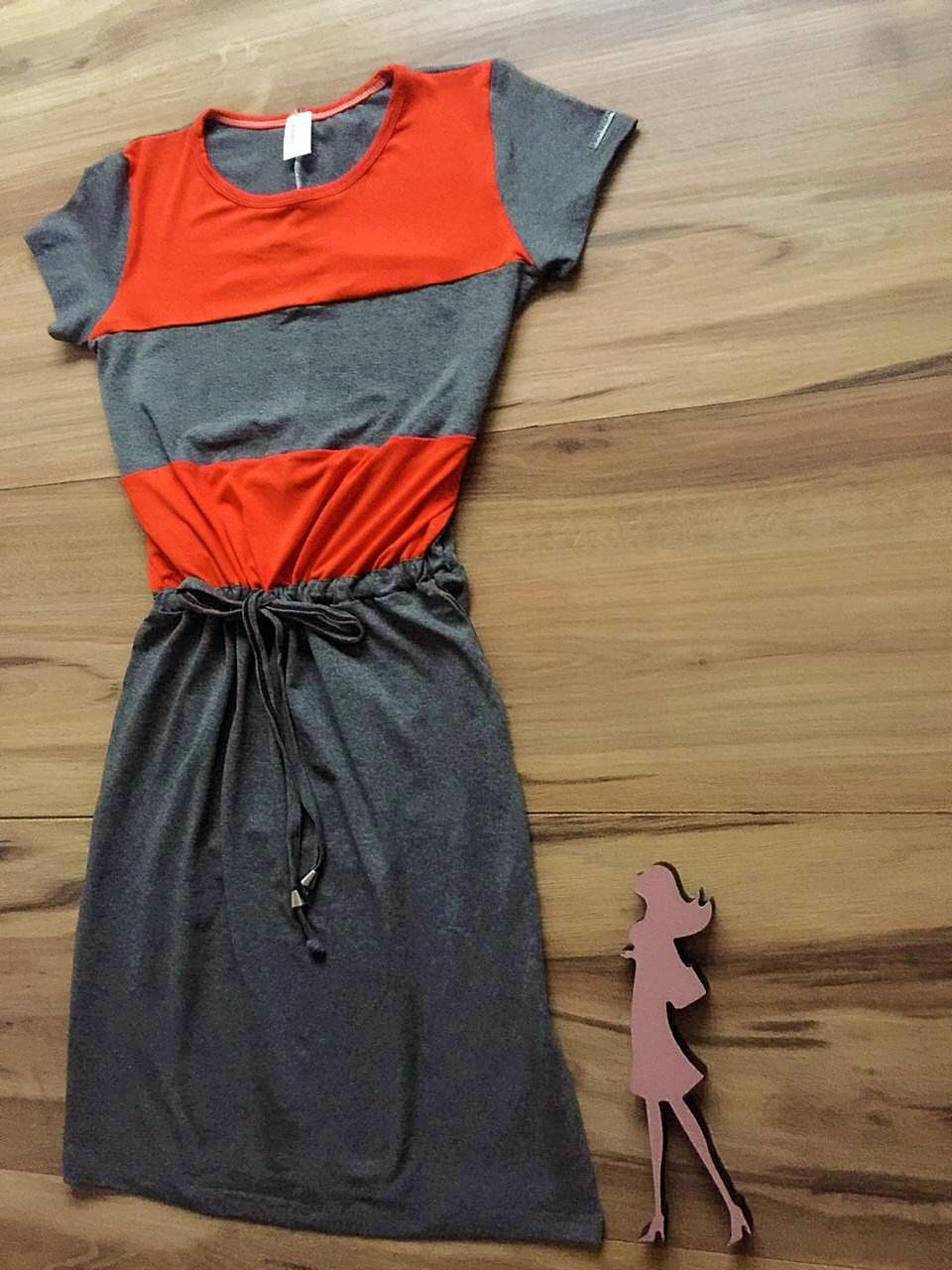 Vestido Saia Bella Bia SB3845