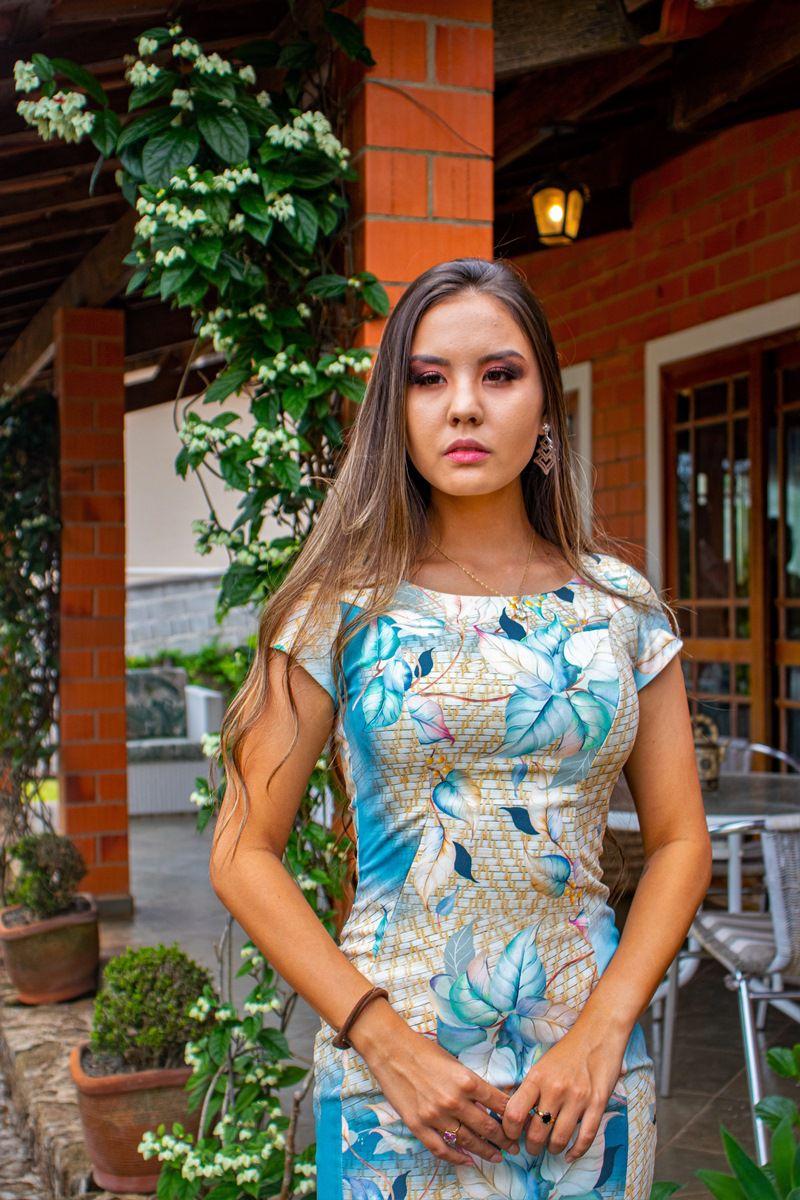 Vestido Samantha By Simmone Carvalho - SC740