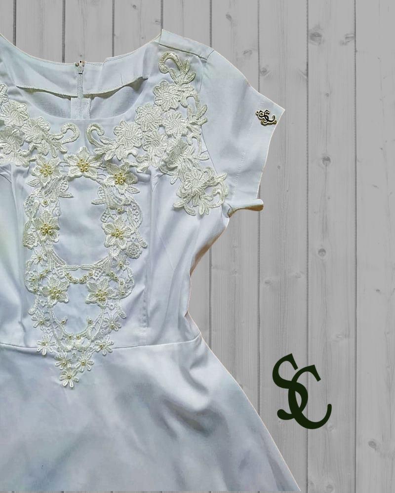 Vestido Sandra Bullock By Simmone Carvalho - SC3313