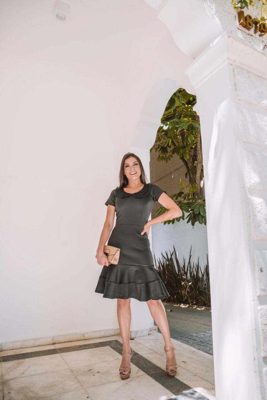 Vestido Sofia Preto SBL1743