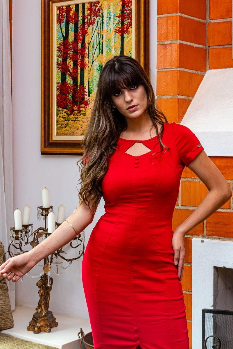 Vestido Yohana By Simmone Carvalho - SC706
