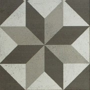Adesivo para Azulejo Ladrilho Hidráulico Madri Vinil 15x15cm 16 peças Cosi Dimora