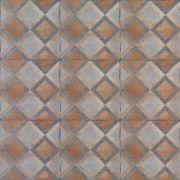 Adesivo para Azulejo Ladrilho Hidráulico Vigo Vinil 15x15cm 16 peças Cosi Dimora