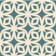 Adesivo para Azulejo Moderno Arabesco 15x15cm 16 peças Cosi Dimora