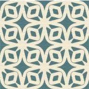 Adesivo para Azulejo Moderno Arabesco Vinil 15x15cm 16 peças Cosi Dimora