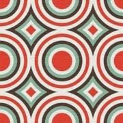 Adesivo para Azulejo Moderno Bolas 15x15cm 16 peças Cosi Dimora