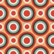 Adesivo para Azulejo Moderno Circular 15x15cm 16 peças Cosi Dimora