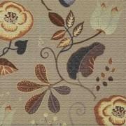 Adesivo para Azulejo Patchwork Flor Natural Vinil 15x15cm 16 peças Cosi Dimora
