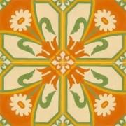 Adesivo para Azulejo Português Evora 15x15cm 16 peças Cosi Dimora